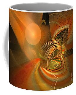 Mutual Respect - Abstract Art Coffee Mug