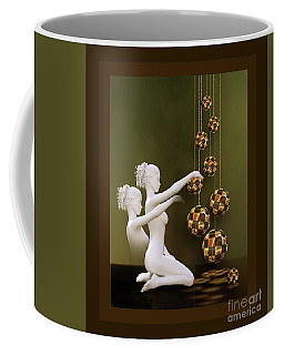 My Arm Around You Coffee Mug