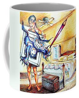 My Art Thing Coffee Mug