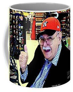 My Astros Cap Coffee Mug