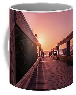 My Atlantic Dream -the Boardwalk  Coffee Mug