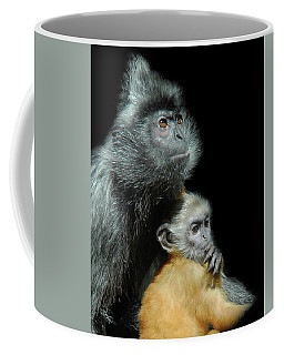 Coffee Mug featuring the photograph My Baby by Howard Bagley