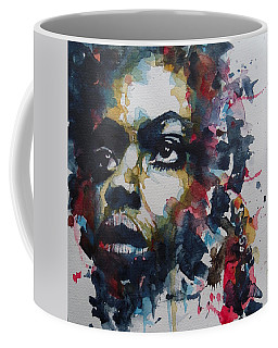 Coffee Mug featuring the painting My Baby Just Cares For Me  by Paul Lovering
