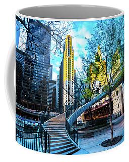 My Blue Chi Coffee Mug