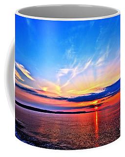 My Blue Heaven Coffee Mug by Stephen Melia