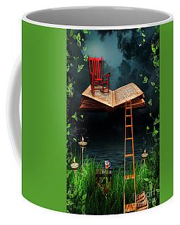 My Book Said Come Fly With Me Coffee Mug