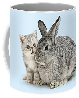My Bunny Little Friend Coffee Mug