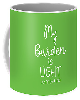 My Burden Coffee Mug