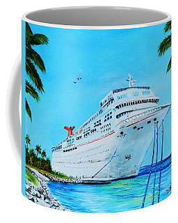 My Carnival Cruise Coffee Mug