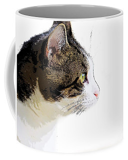 My Cat Coffee Mug by Craig Walters