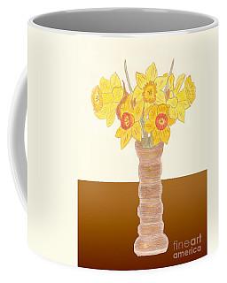 My Daffodils Coffee Mug