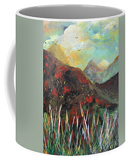 My Days In The Mountains Coffee Mug