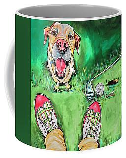My Dog Putter Coffee Mug