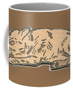 My Dog Tricksy Sleeping Coffee Mug