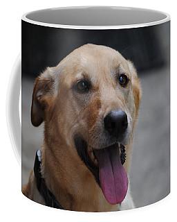My Dog Ubu Coffee Mug by Eric Liller
