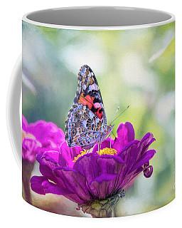 My Fair Painted Lady Coffee Mug