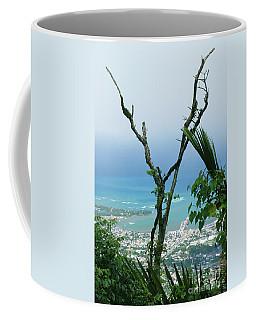 My Favorite Wishbone Between A Mountain And The Beach Coffee Mug