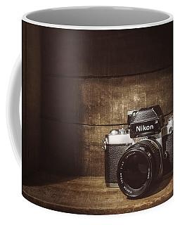 My First Nikon Camera Coffee Mug