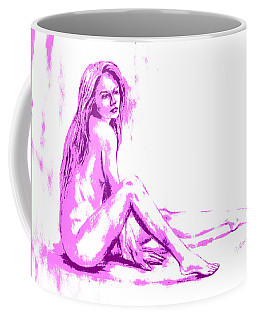My Funny Valentine... Coffee Mug by Edgar Torres