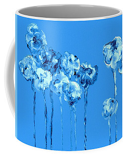 My Garden - Blue Coffee Mug