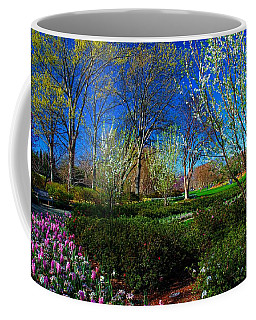 My Garden In Spring Coffee Mug