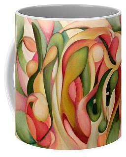 My Garden In The Morning Coffee Mug