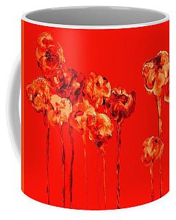 My Garden - Red Coffee Mug