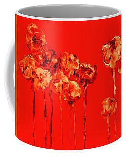 My Garden - Red Coffee Mug