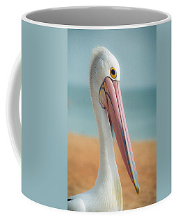 My Gentle And Majestic Pelican Friend Coffee Mug