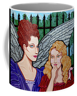 My Guardian Angel Coffee Mug