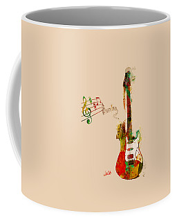 My Guitar Can Sing Coffee Mug