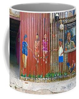 Our House, Our Family Coffee Mug