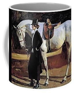 My Horse Is My Friend  Coffee Mug