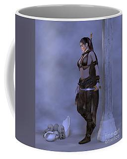 My Country  My Sword Coffee Mug