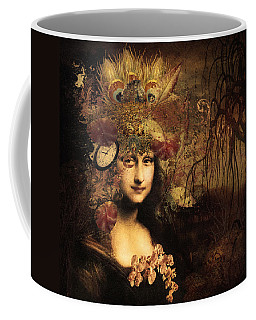 My Little Secret - Mona Lisa Coffee Mug