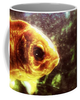 My Littlest Fish Coffee Mug