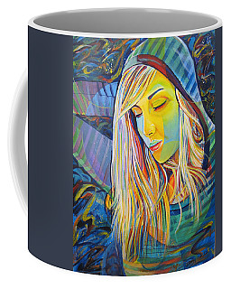 Coffee Mug featuring the painting My Love by Joshua Morton