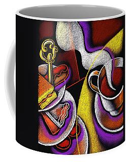 My Morning Coffee Coffee Mug