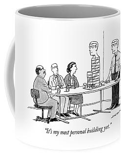 My Most Personal Building Coffee Mug