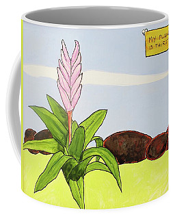 My Plant Is Thirsty Coffee Mug
