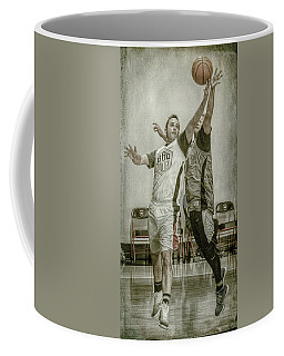 Coffee Mug featuring the photograph My Rebound by Ronald Santini