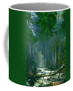 My Secret Place II Coffee Mug by Michael Swanson