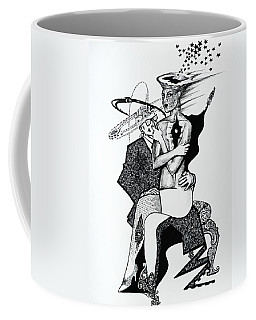 My Shadow And I Coffee Mug