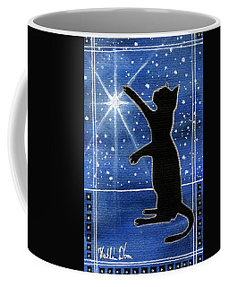My Shinning Star - Christmas Cat Coffee Mug