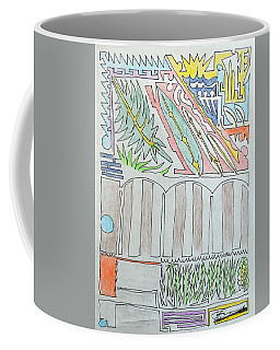 My Side Yard Coffee Mug