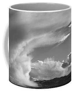 My Sky View #4bw Coffee Mug