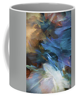 Coffee Mug featuring the digital art My Soul Finds Rest In God by Margie Chapman