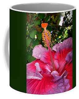 My Special Hibiscus Coffee Mug