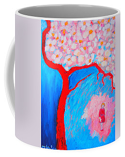 My Spring Coffee Mug by Ana Maria Edulescu