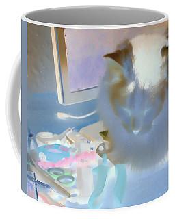 My Stuff Coffee Mug by Aliceann Carlton